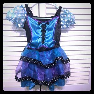 Butterfly Caterpillar Dance Halloween Costume 4/6